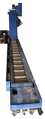 Turbo Systems Chip Conveyor model 7287-8176