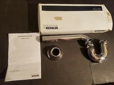 NEW IN BOX GENUINE KOHLER K 8998 CP Adjustable P