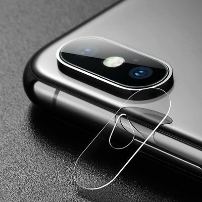 1/5/10x Glass Rear Camera Lens Protector Cover For iPhone 6, 7, 8, Plus X Lense