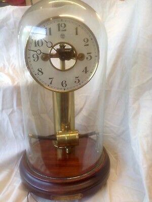 Antique Bulle electric clock for repair.