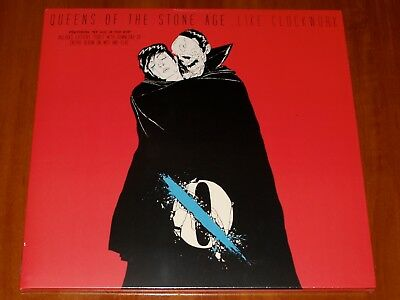 QUEENS OF THE STONE AGE LIKE CLOCKWORK 2x LP 180g VINYL *EU* 1st PRESSING New
