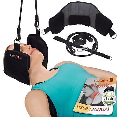 Neck Relax Traction Equipment Hammock, Head For Pain And Shoulder Muscle Relaxer