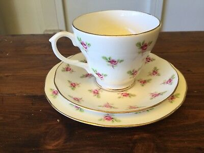 Vintage Duchess Trio. Cup, Saucer and Plate. Number 41