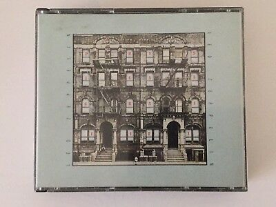 Physical Graffiti By Led Zeppelin (CD, 2 Disc-Set, Swan Song) 7567-90302-2