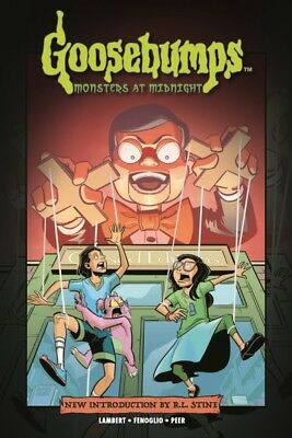 Goosebumps: Monsters at Midnight HC FC 80 pgs