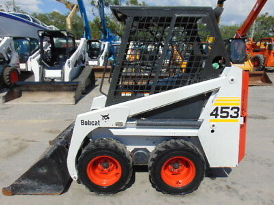 Bobcat 453 Mini Series - Kubota Diesel - Only 3' Wide - Compares To S70