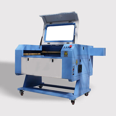 USB Port 50W CO2 Laser Cutting and Engraver Machine With CE FDA 700mm*500mm