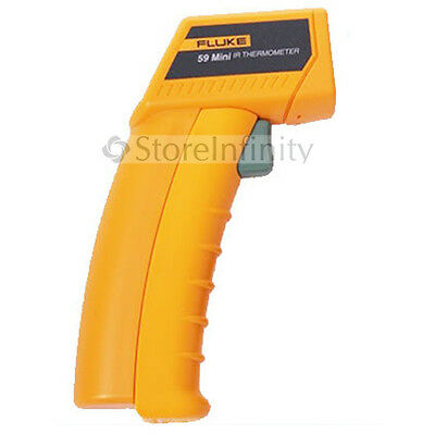Fluke 59 Mini Handheld Laser Infrared Thermometer Gun US ship