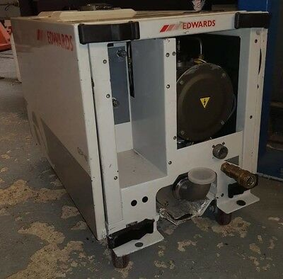EDWARDS QDP40 Dry Vacuum Pump