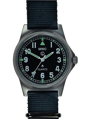 06a8beb6467 MWC 50m   166ft Water Resistant British N.A.T.O Pattern Military Watch and  Strap