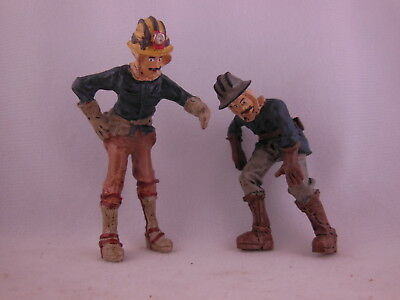 G Scale Worker Figures