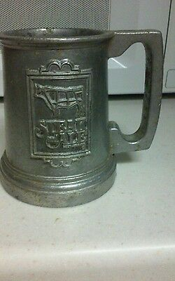 Steak and Ale Restaurant Metal Mug