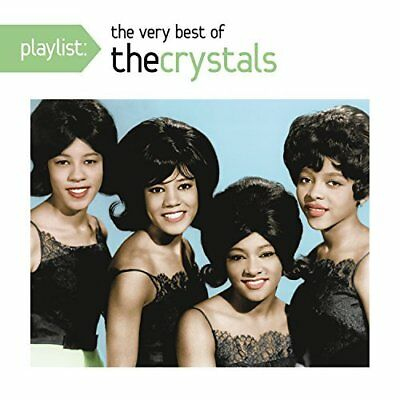Crystals-Playlist:very Best Of The Crystals  (Us Import)  Cd New