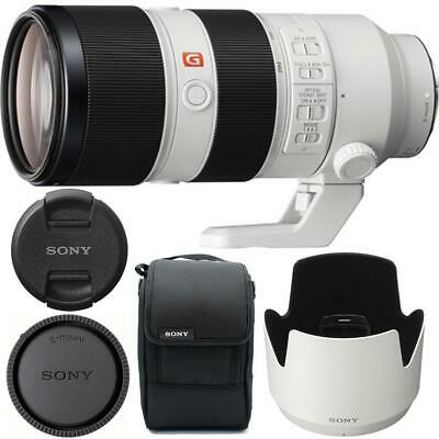 Sony FE 70-200mm f/2.8 GM (G Master) OSS E-Mount NEX Camera Lens