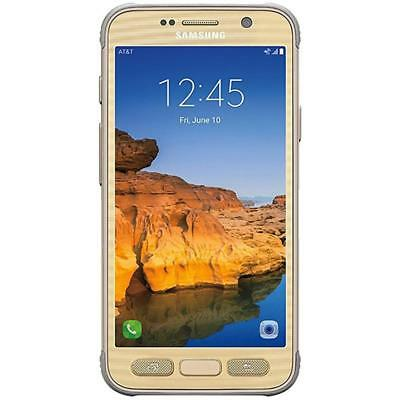 Samsung Galaxy S7 Active G891A 32GB Gold (GSM Unlocked AT&T,T-Mobile) Smartphone