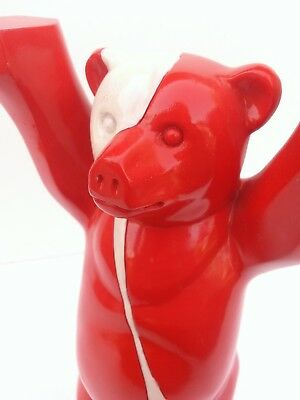 Coca Cola Bear CEO company gift at Beijing Olympics Collectible 390 of 500 made