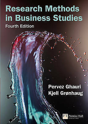 Business research methods 4th edition by alan bryman and emma bell research methods in business studies 4th edition fandeluxe Image collections