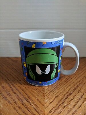 MARVIN THE MARTIAN Coffee Mug Cup 1993