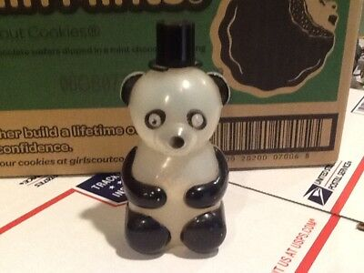 Vintage Handy Pandy by Andrew Jergens Co., 8 oz. plastic lotion bottle.