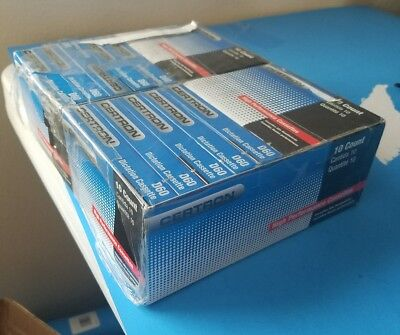 20 New Sealed Certron High Performance Cassette Tapes D60
