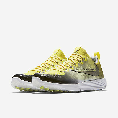 Nike Vapor Speed Turf Doernbecher Mens Shoes - Size 15 Yellow Strike 923486 701