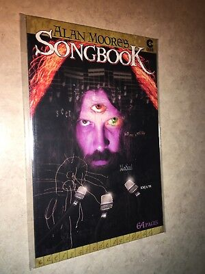 Alan Moore's Songbook Caliber Comics
