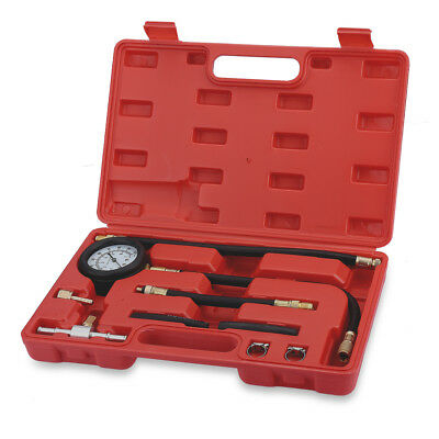 0-100 PSI Car Fuel Injection Pump Injector Pressure Guage Diagnostic Test System