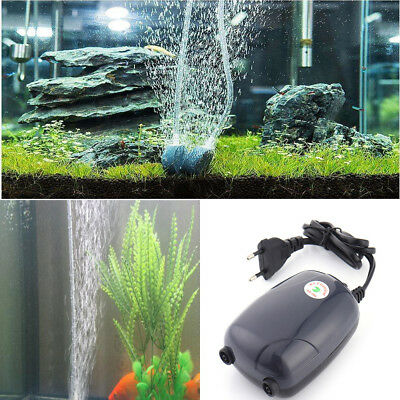 High Energy Efficient Aquarium Tank Oxygen Fish Air Pump Tank Super Silent