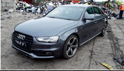 Audi A4 B8 Black Edition 2008 2014 Engine Breaking Spares Doors