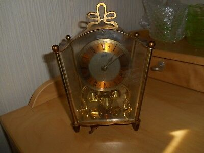 Shatz German Anniversary Clock