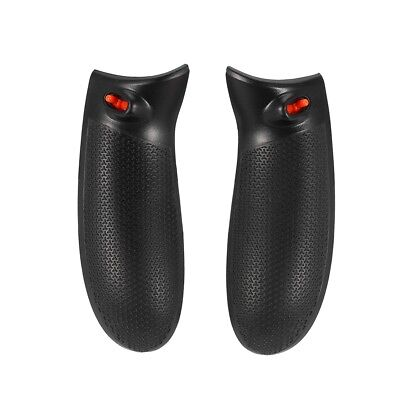 AU Post Soft ABS Game Controller Handle Grip Accessory Parts for XBOX One Black