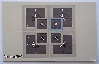 1980 AUSTRALIA CHRISTMAS COLLECTION of 3x DECIMAL STAMPS in FOLDER MNH SCARCE 🌟
