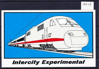 DB07   Allemagne  Intercity Experimental