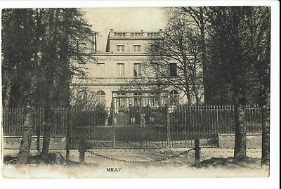 CPA-Carte postale- FRANCE -- Milly- S368