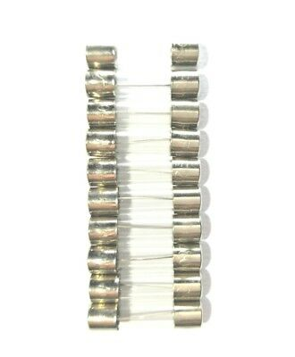 100pcs 5x20mm 0.5A-10A Slow//Fast-Blow Glass Tube Fuses Assorted Box Kit US