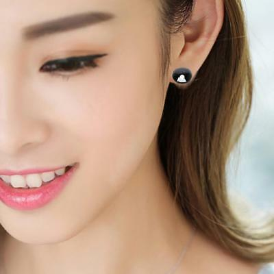 Healthy Therapy Weight Stimulating Acupoints Stud Earring Bio Loss Earrings .