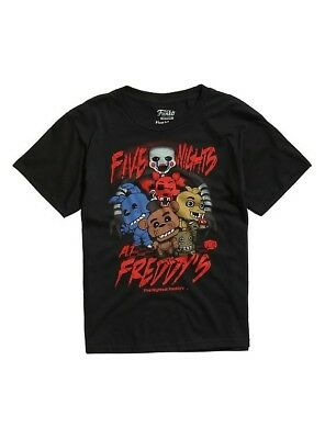 Five nights at Freddy's t-shirt. Funko. Child's medium. New with tag! FNAF