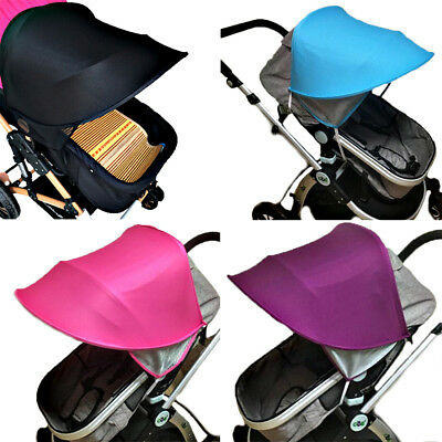 Sun Ray Canopy For Buggy Pushchair Pram Better Than Sun Umbrella Stroller JH