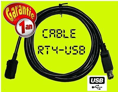 Cable RT4 USB