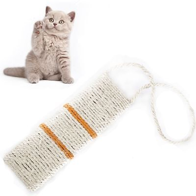 Doing Games Claw Grinding Plate Cat Scratch Board Sisal Toys Sisal Material