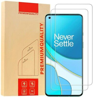 HD Clear OnePlus 6,6T,5T,5,3/3T Premium Tempered Glass Screen Protectors