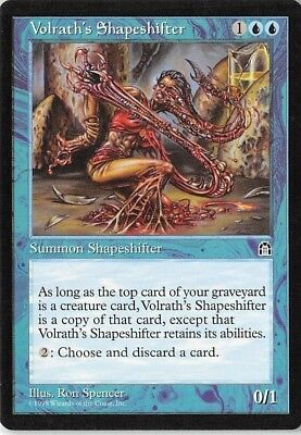 Stronghold MTG 1x Constant Mists NM x1