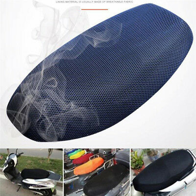 Motorcycle sunscreen seat cover Prevent bask in seat scooter sun pad waterproof
