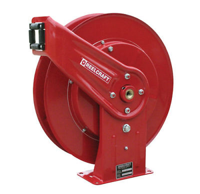 "REELCRAFT 7800-OLB 1/2"" x 50ft. 300 psi Chemical Delivery Hose Reel - no Hose"