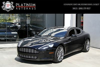 Rapide -- 2010 Aston Martin Rapide, Black with 40,272 Miles available now!
