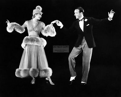 """Fred Astaire Ginger Rogers """"Story Of Vernon & Irene Castle"""" - 8X10 Photo (Cc785)"""