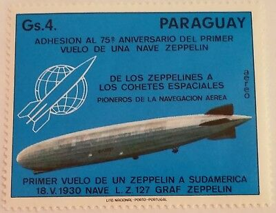 Paraguay  Used Stamp Scu289Ww....worldwide Stamps