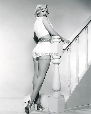 Marilyn Monroe Iconic Sex Symbol & Actress Pin Up - 8X10 Publicity Photo (Cc770)