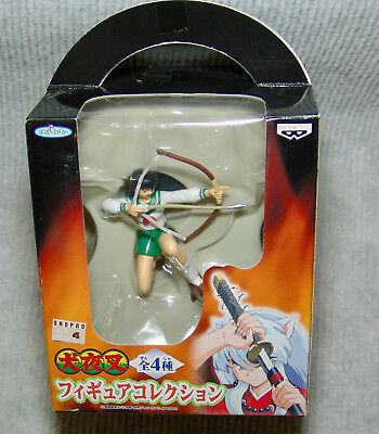 NEW MIB InuYasha Figure Collection Kagome Banpresto ANIME MANGA RUMIKO TAKAHASHI
