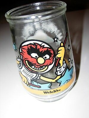 Welch's Muppets In Space Jelly Jar - Animal